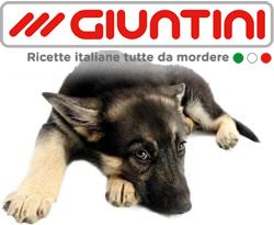 Giuntini logo linea cani